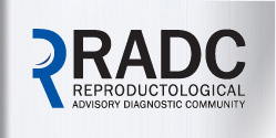 Логотип Reproductological Advisory Diagnostic Community